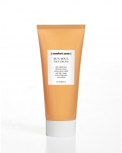 COMFORT ZONE - SUN SOUL AFTERSUN FACE CREAM