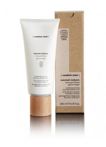 sacred nature gommage face & body BEAUTY MUST HAVE