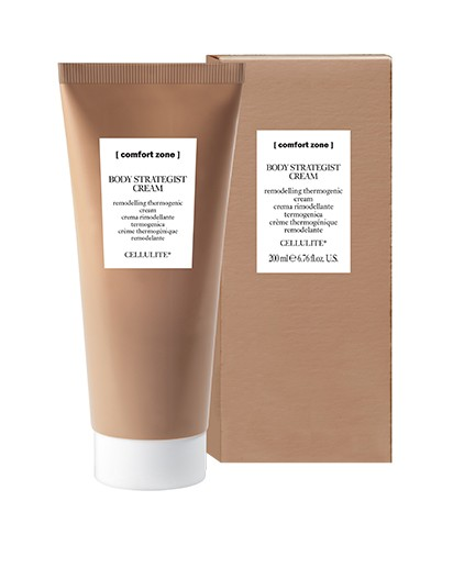body strategist thermo cream (remodeller cellulite)