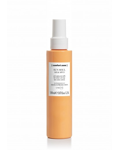 COMFORT ZONE - SUN SOUL BODY SPRAY SPF15 MILK